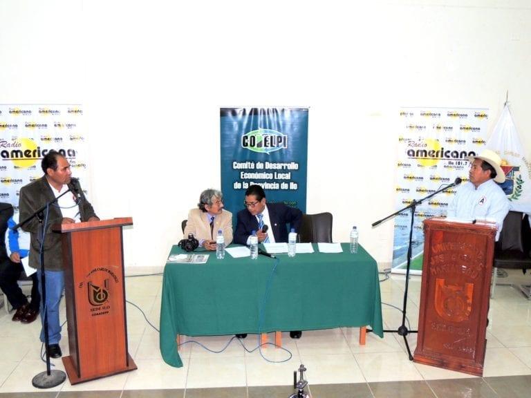 Este martes es el primer debate de candidatos al Congreso de la República
