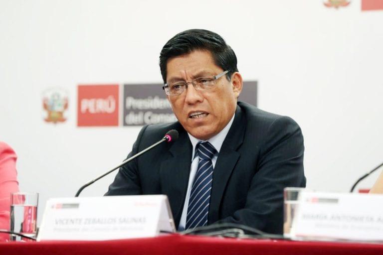 Ejecutivo promulgó 67 decretos de urgencia para poner el Estado al servicio de todos los peruanos
