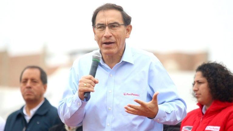 Resuelven que el presidente Vizcarra no vulneró principio de neutralidad