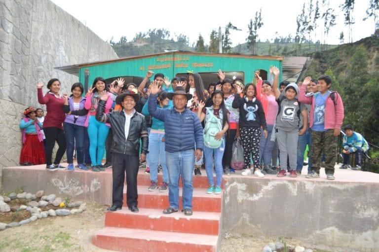 Anuncian programa laboral para estudiantes de Cuchumbaya