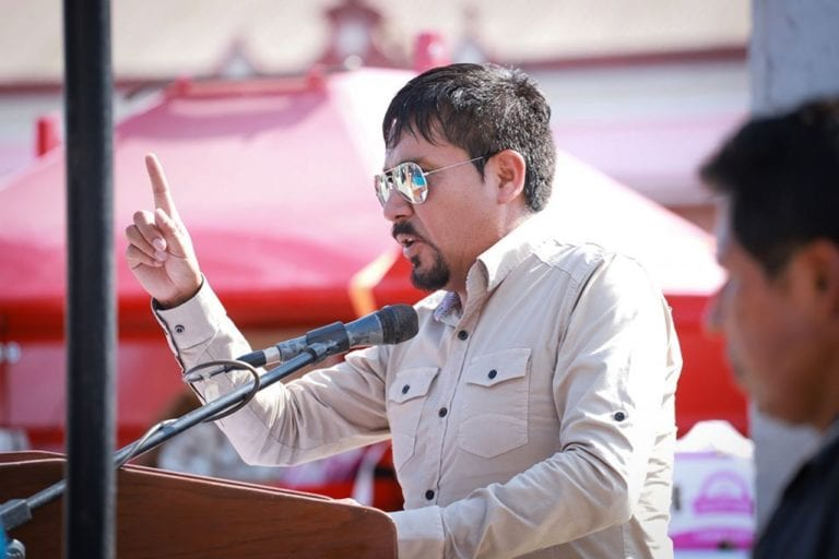 Cáceres Llica no atiende pedido de autoridades de Islay