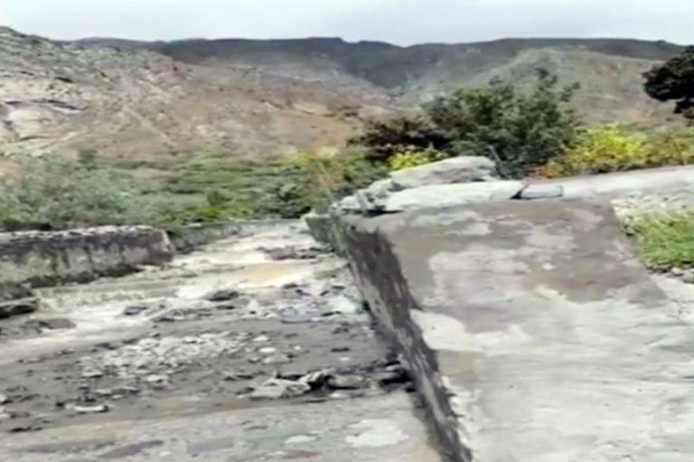 Distrito de Matalaque se encuentra aislado