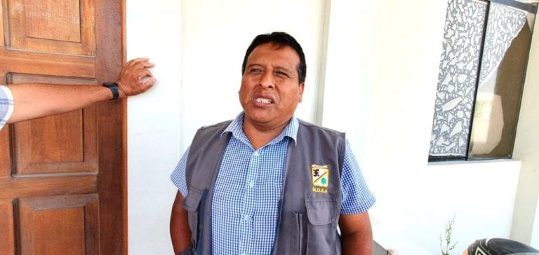 Población de El Algarrobal no se beneficia con bono de los 380 soles
