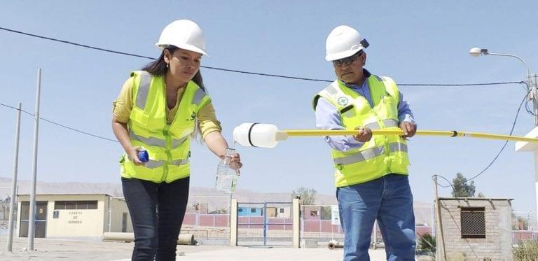 GERESA reitera que EPS Moquegua sí cumple con los estándares de calidad del agua