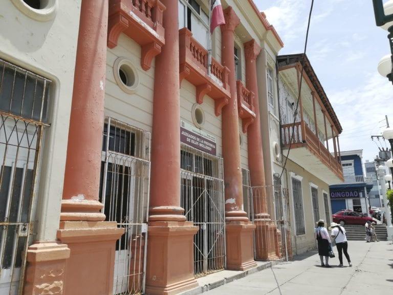 Dictan nueve meses de prisión preventiva para acusado de feminicidio en Deán Valdivia