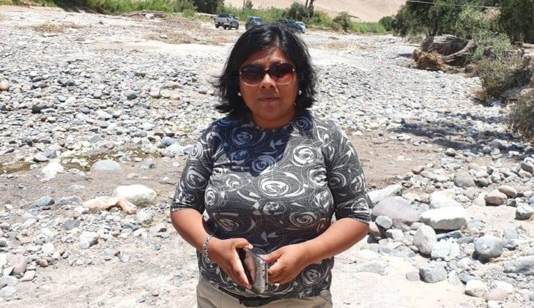 Población del PROMUVI I de El Algarrobal no padece de agua