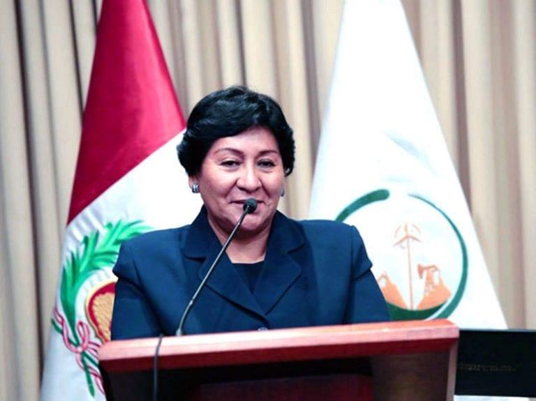 Ministra de Energía y Minas llega a Moquegua para tomar acciones frente al coronavirus