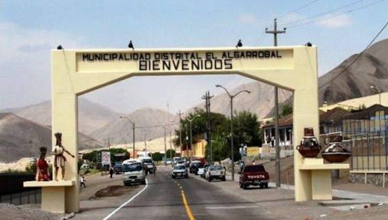Municipio de El Algarrobal entrega refrigerios a familias de bajos recursos
