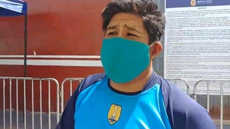 Presidente de la Comisión de Riego Rinconada es retenido por la PNP