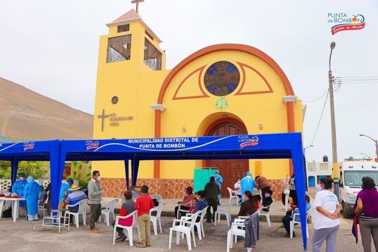 Realizan campaña médica gratuita en anexo La Pampilla