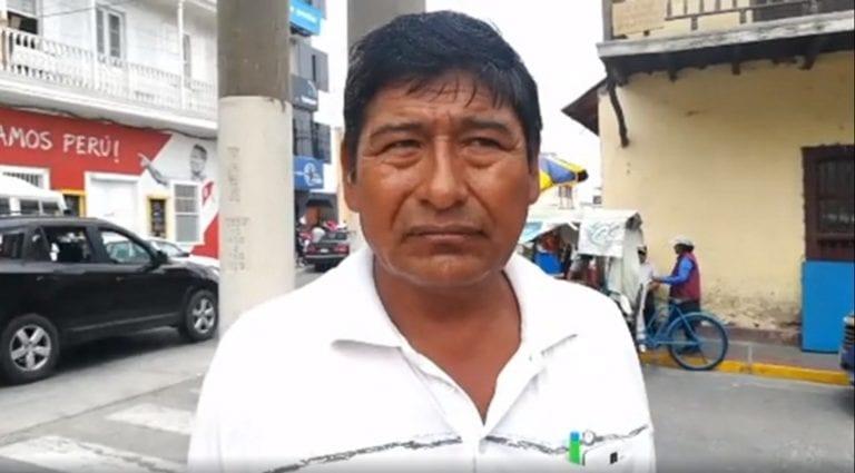 Trabajadores de construcción civil de El Algarrobal atraviesan difícil situación económica
