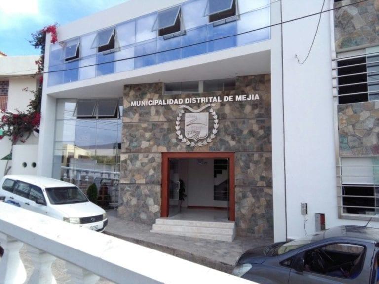 Municipalidad de Mejía carece de plan de vigilancia, prevención y control de Covid-19