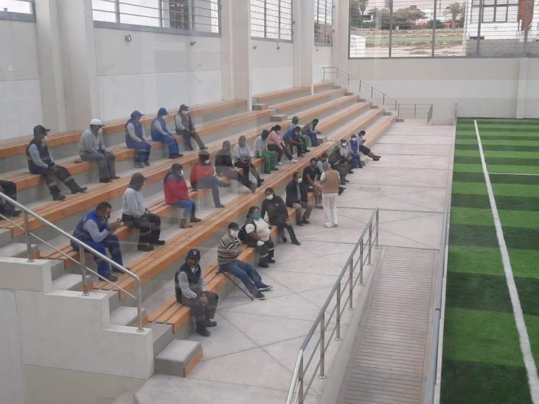 Pruebas rápidas: 69 trabajadores municipales de Mejía dan negativo