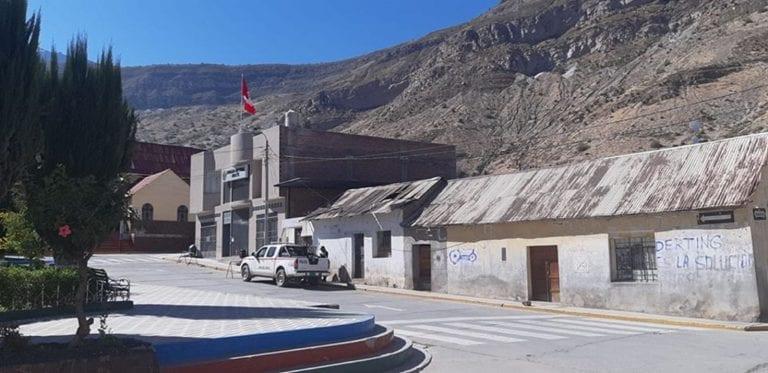 Integrantes de la comisaría policial Omate inician cuarentena