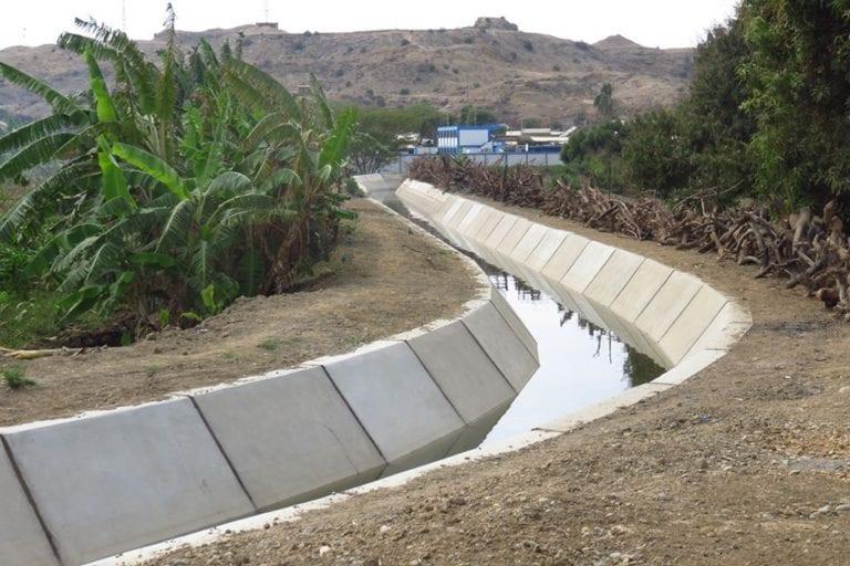 Mejorarán servicio de agua para riego en Punta de Bombón