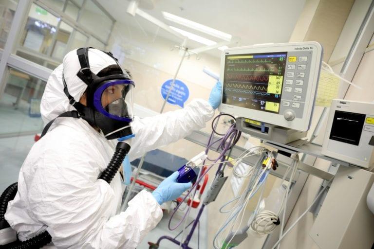 Coronavirus: en Moquegua por cada 57 infectados hay un fallecido