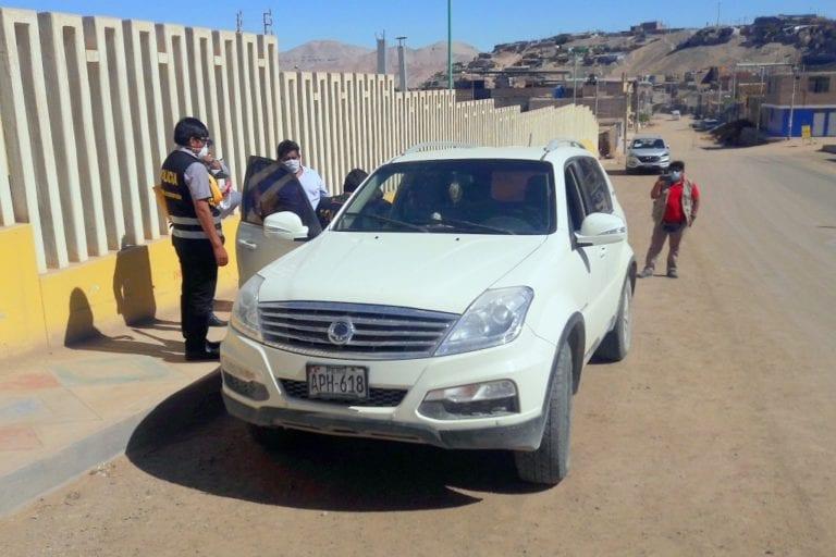 Intervienen a alcalde de Cuchumbaya por presunto delito de peculado de uso