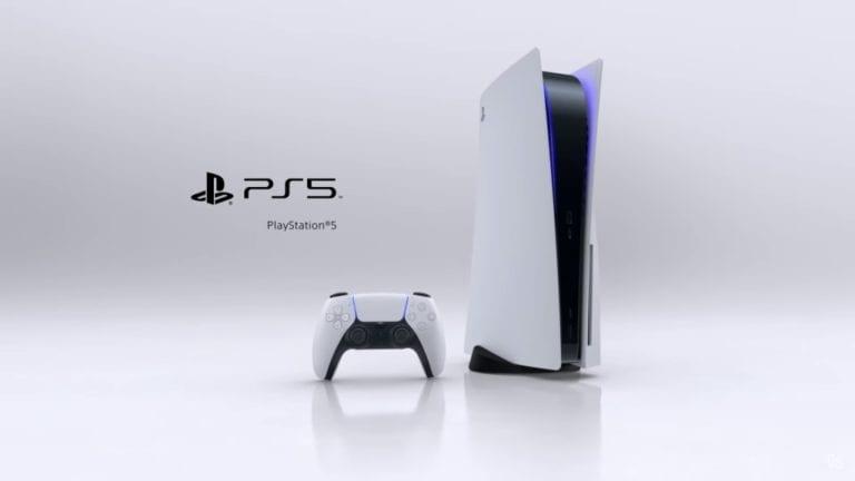 Sale a la luz la nueva PlayStation 5