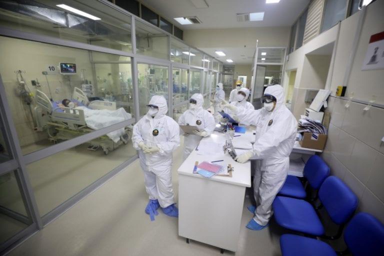 Coronavirus: 208 823 positivos y 5903 fallecidos a nivel nacional