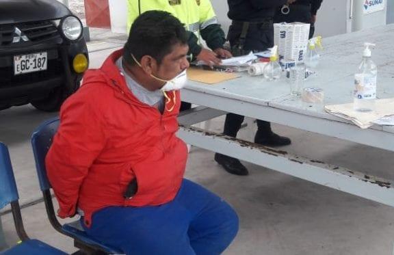 Deniegan prisión preventiva para sujeto a quien se le encontró 13 paquetes de droga