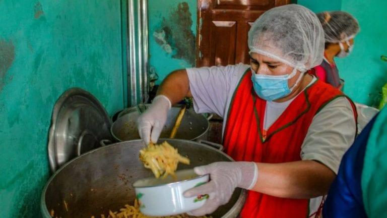 Congresista Daniel Oseda sostiene que urge incrementar comedores populares