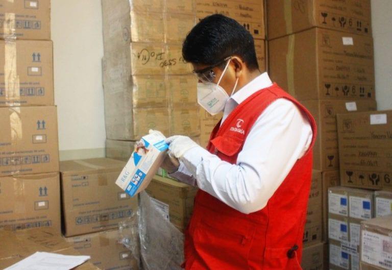 Contraloría publicó 122 informes de control sobre la emergencia sanitaria Covid-19