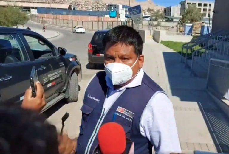 Gerente regional de Salud confirma que Prof. Zenón Cuevas tiene COVID