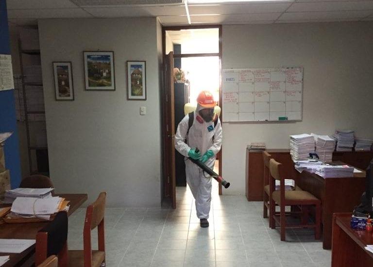 Integrantes del Ministerio Público pasarán pruebas rápidas de COVID -19