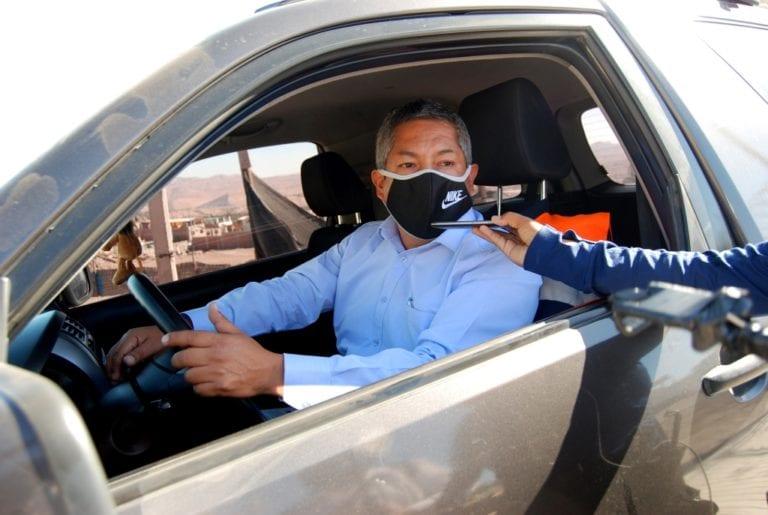"""Melvin Rodríguez: """"Acá estoy dando la cara, no me he fugado"""""""