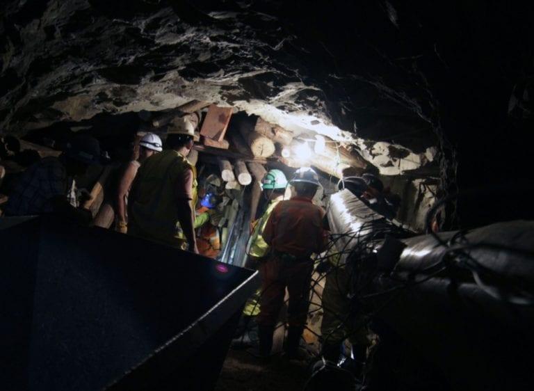 Cuatro mineros artesanales mueren asfixiados