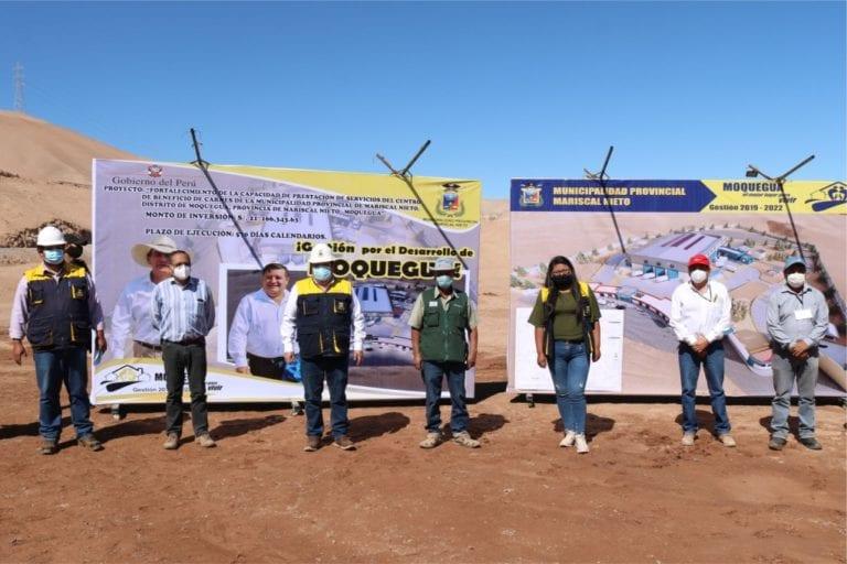 Nuevo camal municipal traerá desarrollo y dinamismo económico al valle de Moquegua