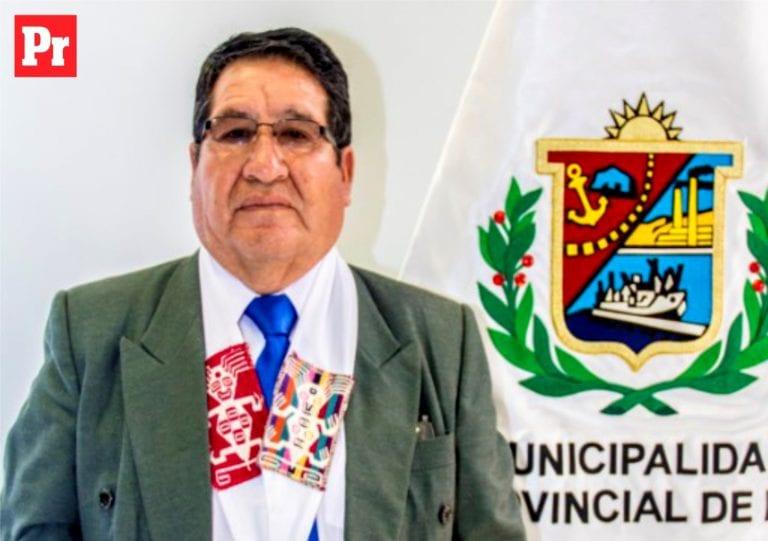 Falleció regidor de la Municipalidad Provincial de Ilo Juan Flavio Pinto Quispe
