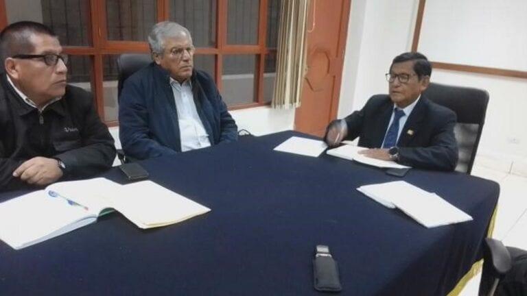 Autoridad Portuaria Regional de Moquegua un año perdido