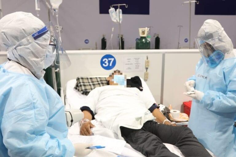 Del 18 de julio al 8 de agosto los infectados por coronavirus en Moquegua se han triplicado