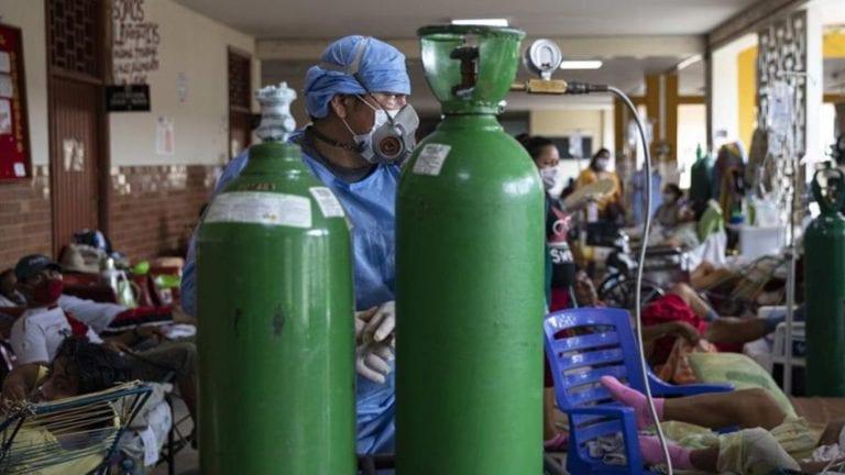 Este sábado: Promueven colecta pública para adquirir balones de oxígeno en Cocachacra