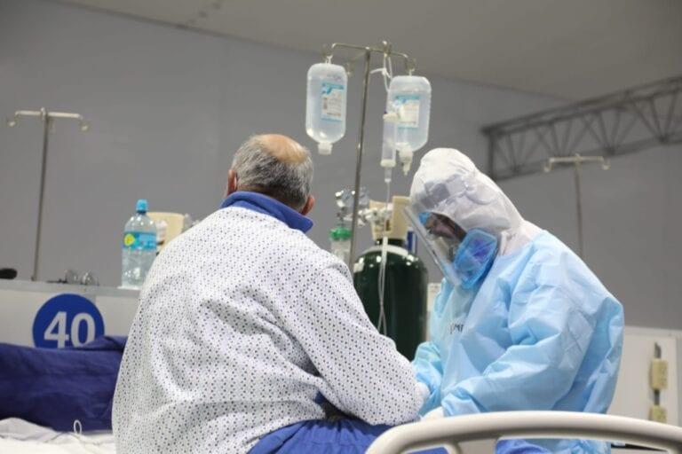 Coronavirus: La muerte sigue acechando a los adultos y adultos mayores