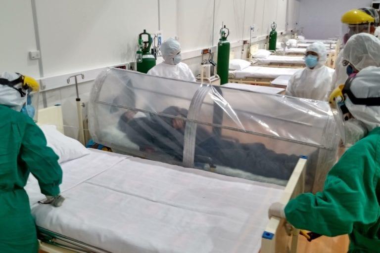Incremento raudo y peligroso del covid en Moquegua: infección acumulada llega al 20% promedio