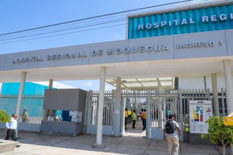Pánico en el Hospital de Moquegua, abandono y desidia a pacientes por covid