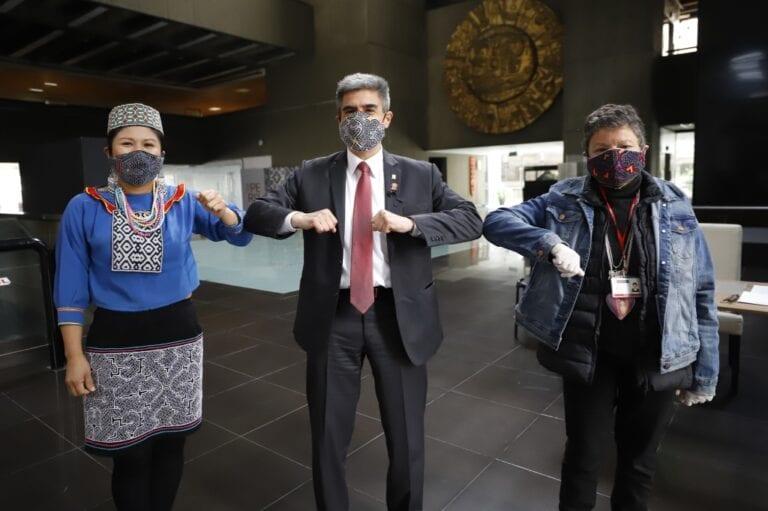 La política nacional de cultura al 2030: ministro Alejandro Neyra en conferencia con el Perú