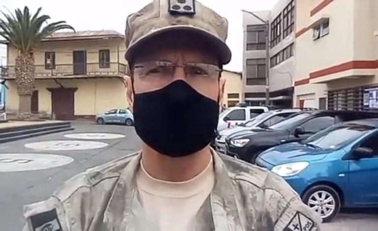 """Personal de la Marina llega a Ilo para apoyar """"Operación Tayta"""""""